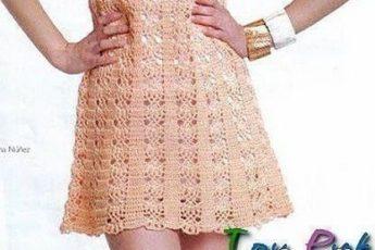 Оригинальное платье своими руками