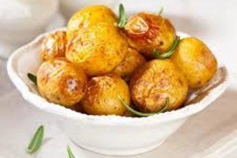 Очень вкусный картофель в рукаве – быстро, просто, без брызг и мытья плиты.