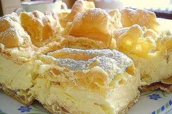 Восхитительный торт «Карпатка». Вы влюбитесь в него с первой ложки.