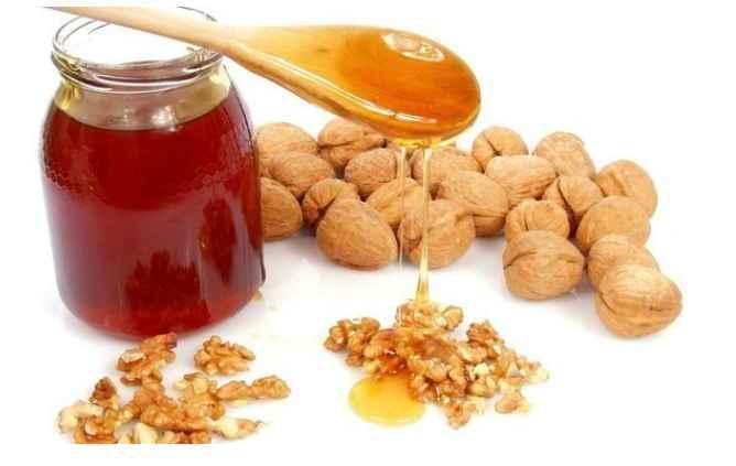 Ореховый доктор: орех и мед печень спасет 1