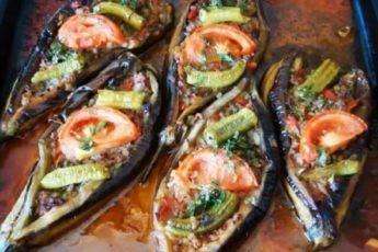Баклажаны запеченные в духовке с мясом по-турецки — гениально просто и вкусно 1